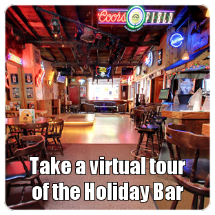 holiday bar virtual tour